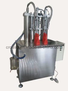 2-Nozzle Liquid Filling Machine for Liquid (FM-SDV)