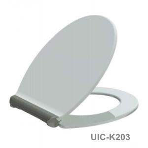 Urea Duroplast Soft Close Toilet Seat pictures & photos