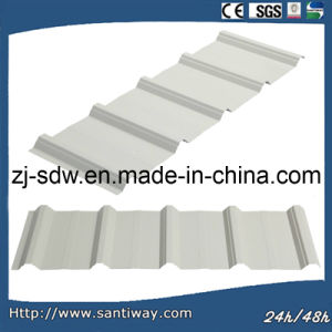 Coated Roofing Steel Sheets Zinc Corrugated (STW600-1025) pictures & photos