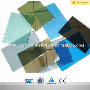 CCC/En12150/SGCC/Bsi/Csi Certificate Flat/Curved 8mm Euro Grey Tempered Glass Factory pictures & photos