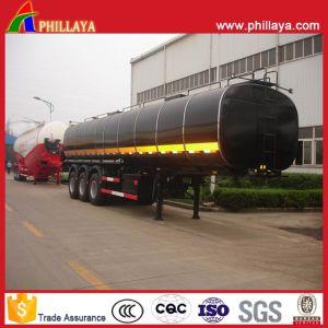 40000liters Bitumen Tank Truck Semi Trailer Heated Asphalt Tanker pictures & photos
