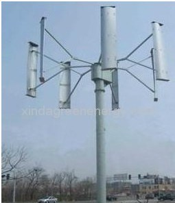 15kw Vertical Wind Turbine Generator pictures & photos