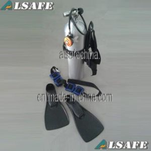 80CF Underwater Aluminum Scuba Tanks Pressure pictures & photos