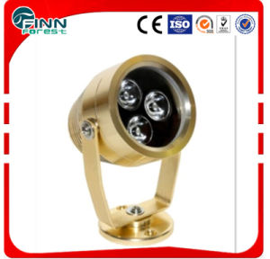 3W/6W Waterproof IP68 Pool LED Underwater Spot Light pictures & photos