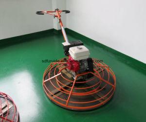 Gasoline Engine Walk Behind Concrete Trowel Machine (FMG-30) pictures & photos