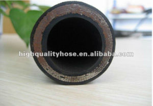 The Best Quality En856 4sh High Pressure Steel Braid Oil Hose pictures & photos