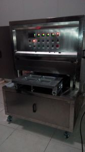 Hs300 Tray Sealer/Pallet Packing Machine
