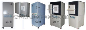 High Temperature Batch Type Sintering Furnace for Magnetic Experiment pictures & photos