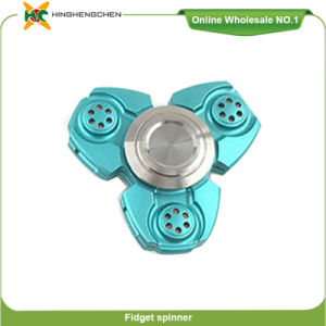 Best Price Stainless Steel Ball Fidget Spinners Toy Vision Spinner pictures & photos