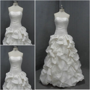 Ball Gown Wedding Dress (AS038)