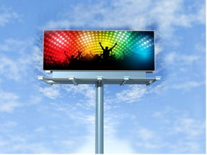 China P16 (8X3m) Outdoor LED Display/LED Billboard - China LED ...
