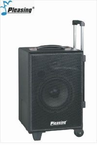 Pl-6612 Portable Amplifier Multi-Functions Professional Power Speaker pictures & photos