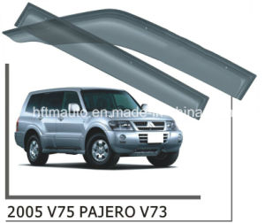 Window Visor for Mitsubishi Pajero V73 V75 pictures & photos