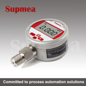 High Quality Digital Pressure Gauge pictures & photos