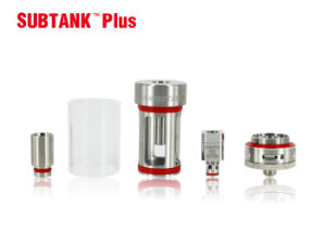 Electronic Cigarette Pyrex Glass Clearomizer Kanger Subtank Plus