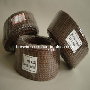 3-Conductor Brown Twisted Wire (BYW-8002) pictures & photos