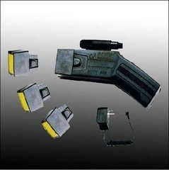 High Quality Shooting Self Defence Taser Stun Guns (SYRD-5M) pictures & photos