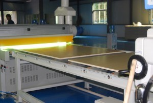 China Top Five Paint Factory-Maydos Super Tough UV Ray Cured Lacquer Coating pictures & photos