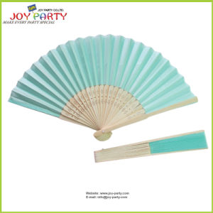 Cloth Hand Fan for Business Gift Summer Promotion Gift