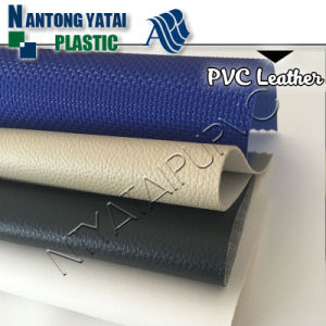 Anti-Hydrolysis PVC Car Seat Leather with Competitive Price