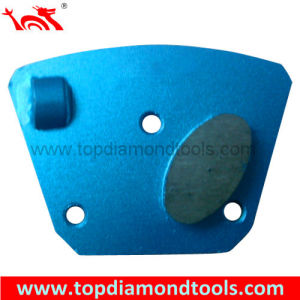 PCD Grinding Shoe for Coating Removal pictures & photos