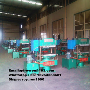 CE Certification Xlb 800X800 Hydraulic Rubber Vulcanizing Press pictures & photos