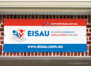 Outdoor Wall/Guardrail Advertising PVC Banner, Vinyl Signs Banner Printing pictures & photos