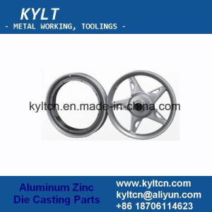 Aluminum CNC Machining Cerchio Completi Minimotard Polini (Mini motorcycle wheel) pictures & photos