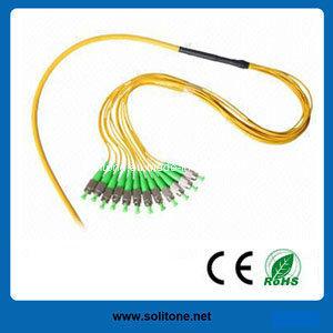Fiber Pigtail with FC/APC and Sc/APC Connectors pictures & photos