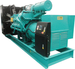 700kVA Three Phase 50Hz/60Hz 1500rpm Diesel Generator pictures & photos