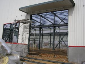Light Steel Frame Workshops for Sale pictures & photos