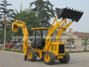 Backhoe Loader (WZ30-25) pictures & photos