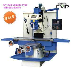 Enlarge Type Milling Machine (SY-3B2)