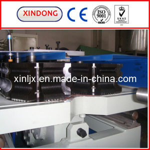 PVC Corrugated Pipe Extrusion Machine pictures & photos