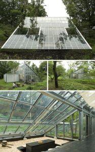 Aluminium/Aluminum Sunroom (Sunshine Room) and Winter Garden and Sun House (TS-613) pictures & photos