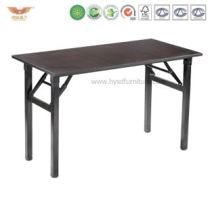 Office Furniture Wooden Folding Writing Desk for Home Office (HYSD-06) pictures & photos