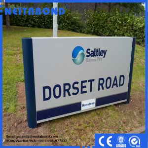 Neitabond Advertising Signage Aluminum Composite Panel in UK pictures & photos