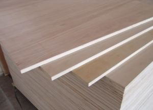 Cheap Price Commercial Plywood Okoume Plywood Bintangor Plywood pictures & photos