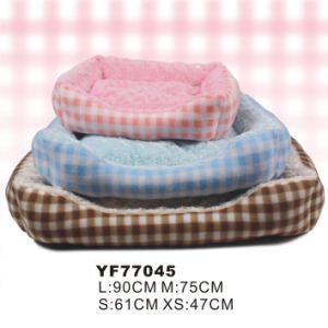 Korea Style Wholesale Dog Beds (YF77045) pictures & photos