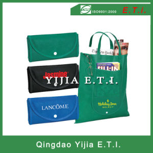 Large Non Woven Folding Tote Bag pictures & photos