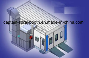 Ce Excellent Paint Booth Spray Booth Autobody Painting for Europe pictures & photos