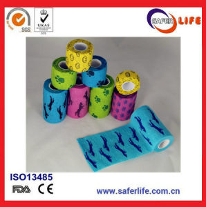 Cohesive Bandages Tape pictures & photos