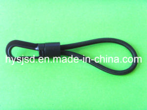 Black Elastic Bungee Cord pictures & photos