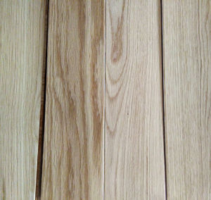Multi-Layer UV Oiled Natural White Oak Engineered Wood Flooring pictures & photos