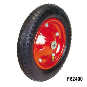 Air Rubber Wheel (pr2400) pictures & photos