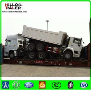 Mechanical 6X4 25 Ton HOWO Tipper Dump Truck for Sand Transport pictures & photos
