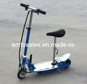 CE Approval 120W 14.5 PU Wheel Children Electric Scooter (et-es008) pictures & photos