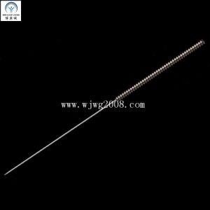 Acupuncture Needles with Steel Wire Handle No Loop (AN-9) pictures & photos