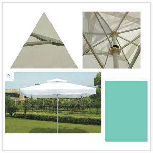 Hz-Um47 11.5X11.5ft (3.5X3.5M) Big Umbrella Double Roof Rope Pull up Umbrella Garden Umbrella Patio Parasol pictures & photos