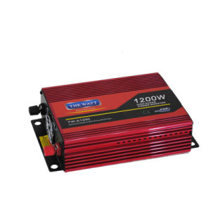 12V/24V Automatic Switching UPS Inverter Solar Power Inverter pictures & photos